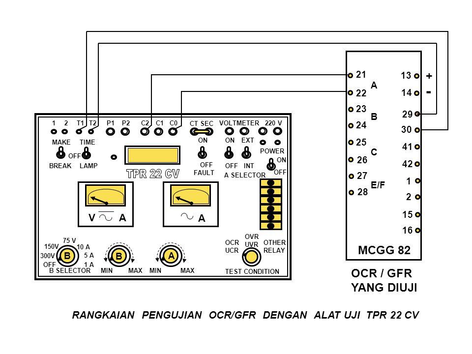 - + TPR 22 CV MCGG 82 OCR / GFR YANG DIUJI V