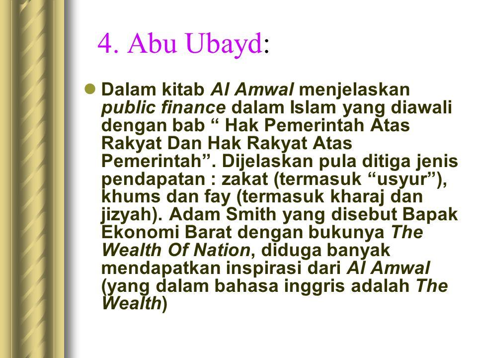 4. Abu Ubayd: