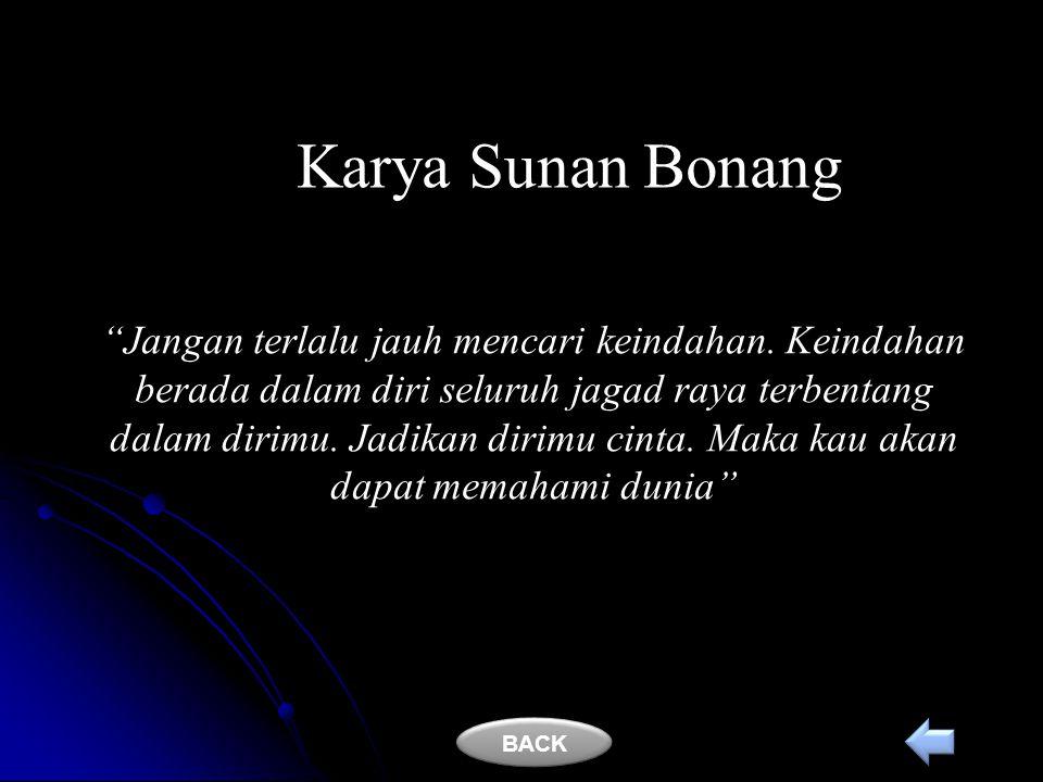 Karya Sunan Bonang