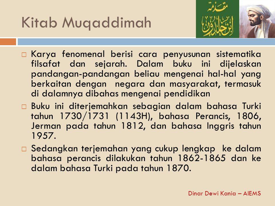 Kitab Muqaddimah