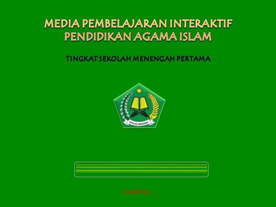 MEDIA PEMBELAJARAN INTERAKTIF PENDIDIKAN AGAMA ISLAM