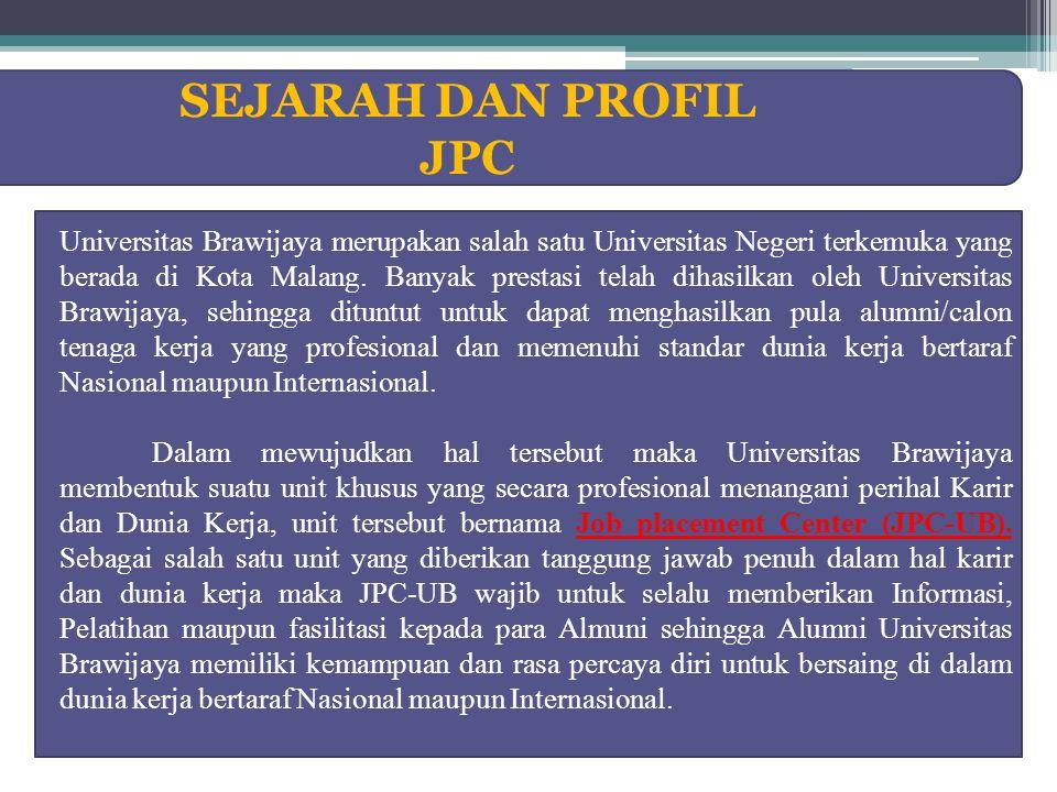SEJARAH DAN PROFIL JPC