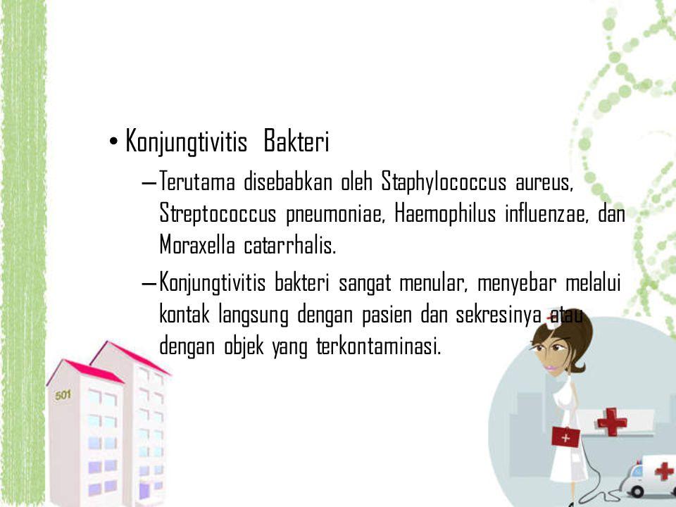 Konjungtivitis Bakteri