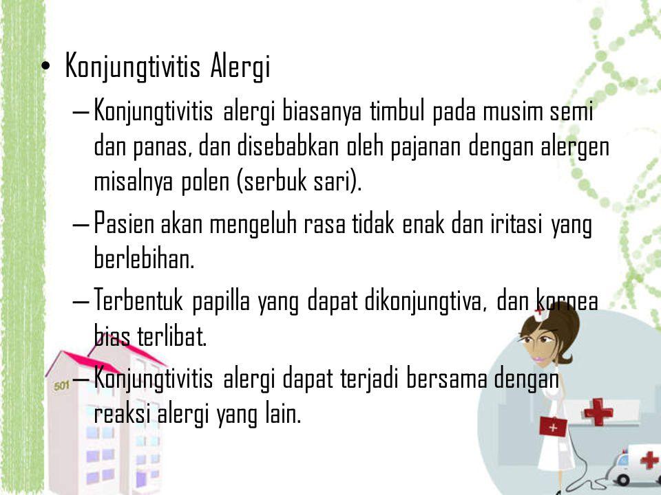 Konjungtivitis Alergi
