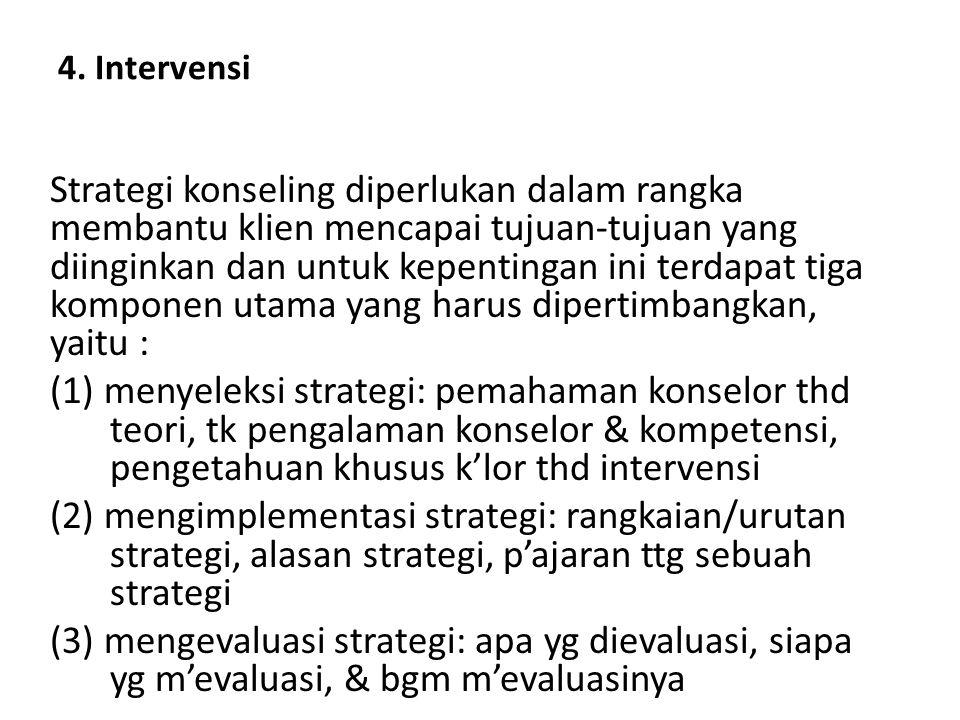 4. Intervensi