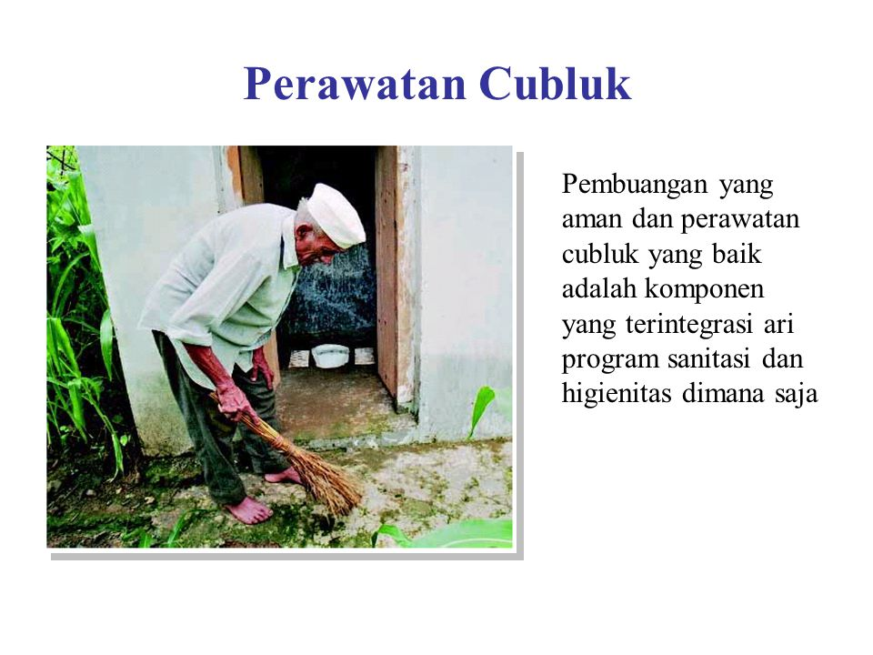 Perawatan Cubluk