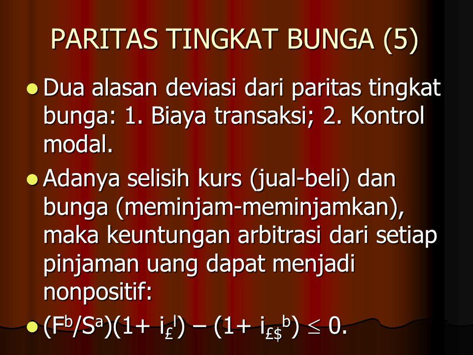 PARITAS TINGKAT BUNGA (5)