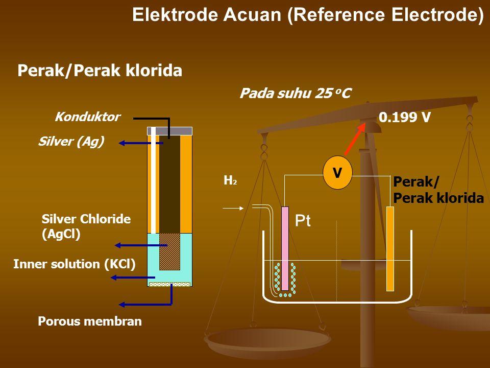 Elektrode Acuan (Reference Electrode)
