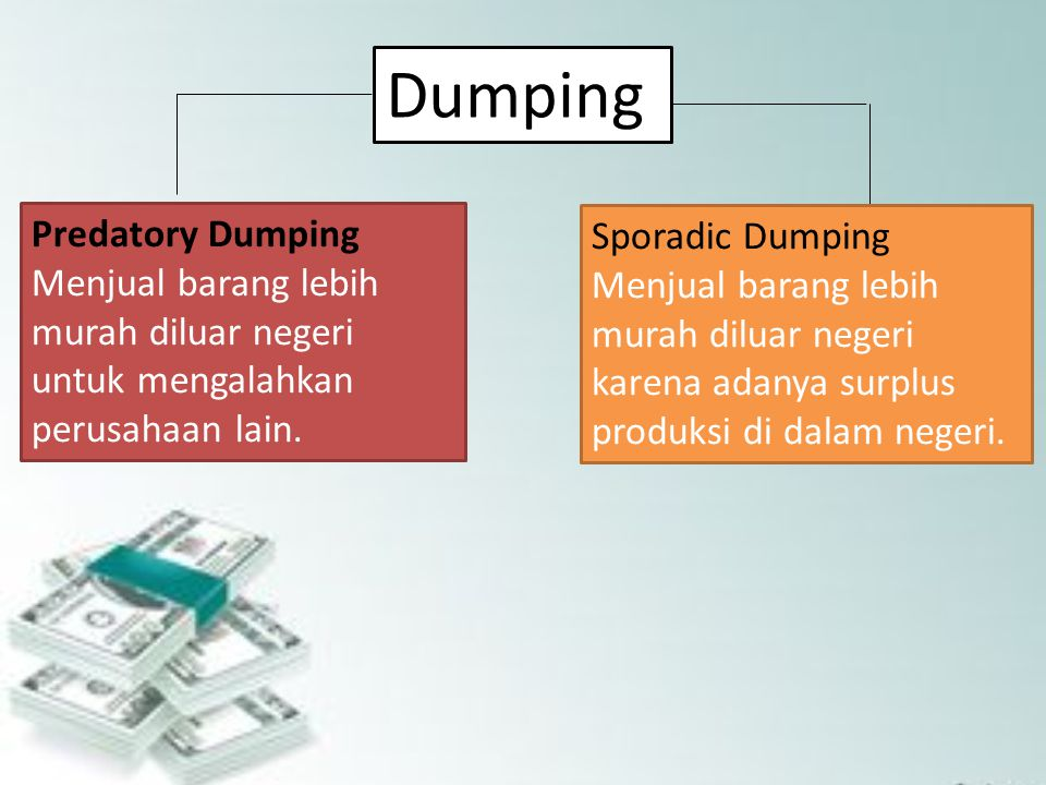 Dumping Predatory Dumping