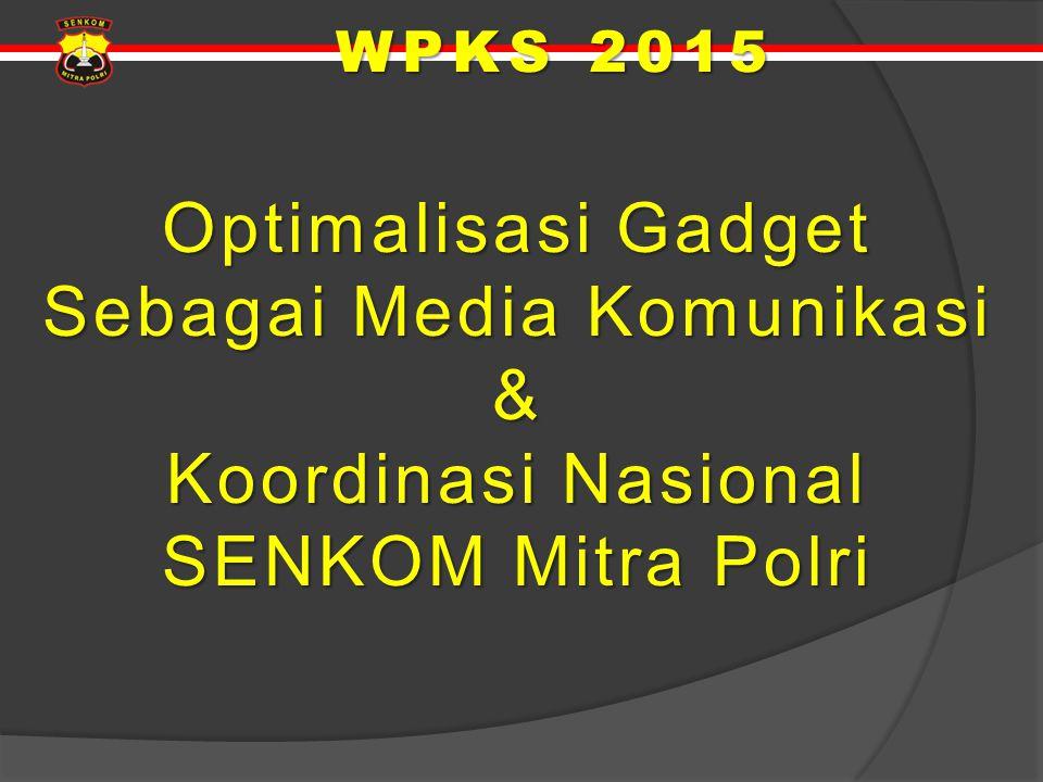 Sebagai Media Komunikasi