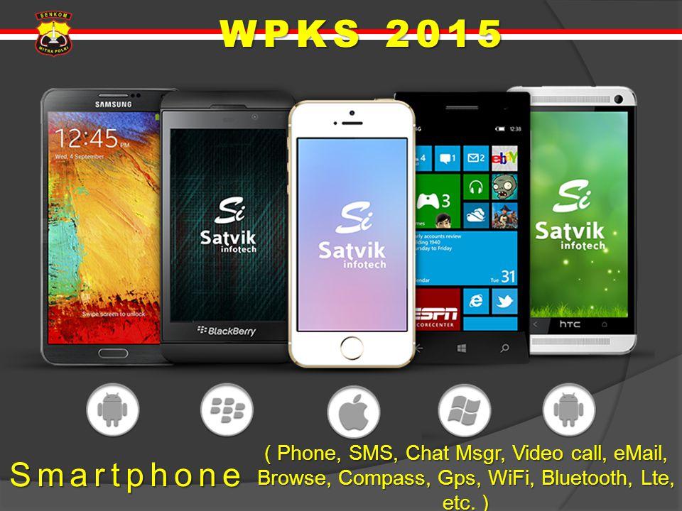 WPKS 2015 Smartphone.