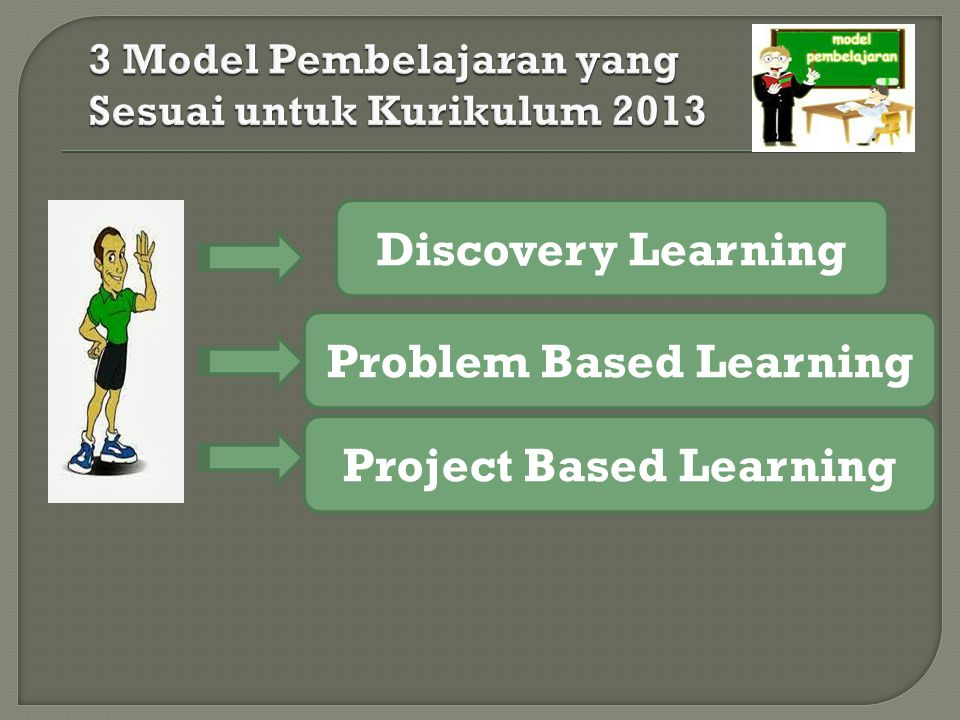 Problem Based Learning Project Based Learning