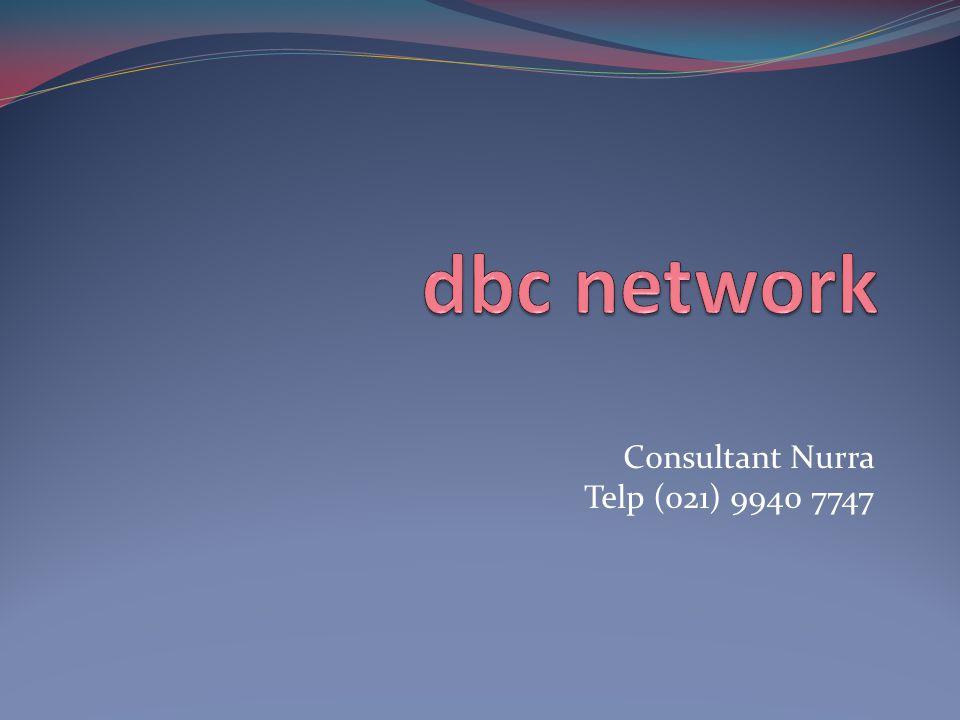 Consultant Nurra Telp (021) 9940 7747