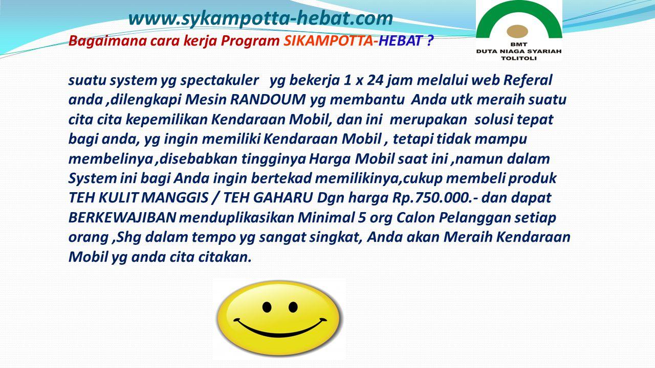 www.sykampotta-hebat.com Bagaimana cara kerja Program SIKAMPOTTA-HEBAT .