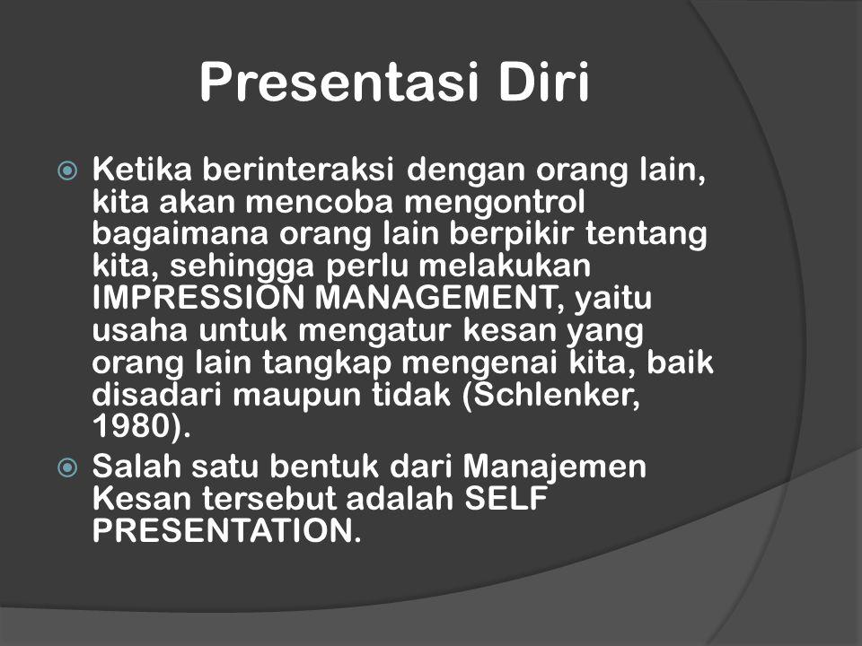 Presentasi Diri