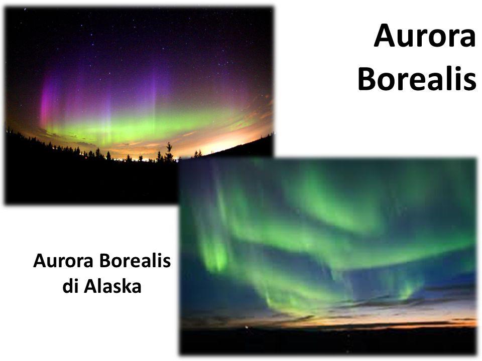Aurora Borealis Aurora Borealis di Alaska