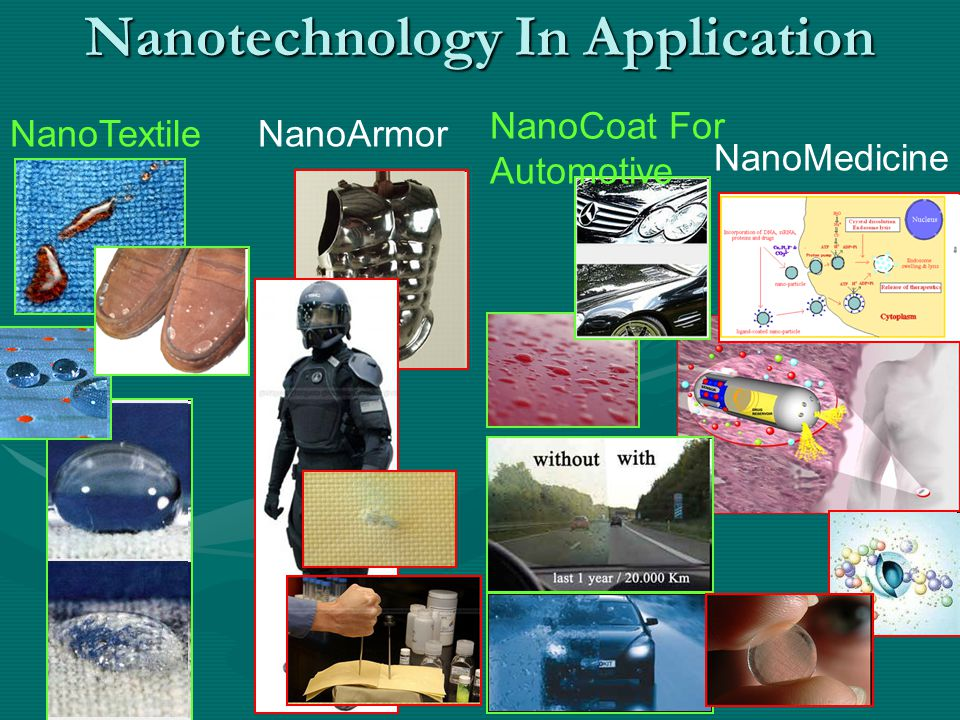 Nanotechnology In Application