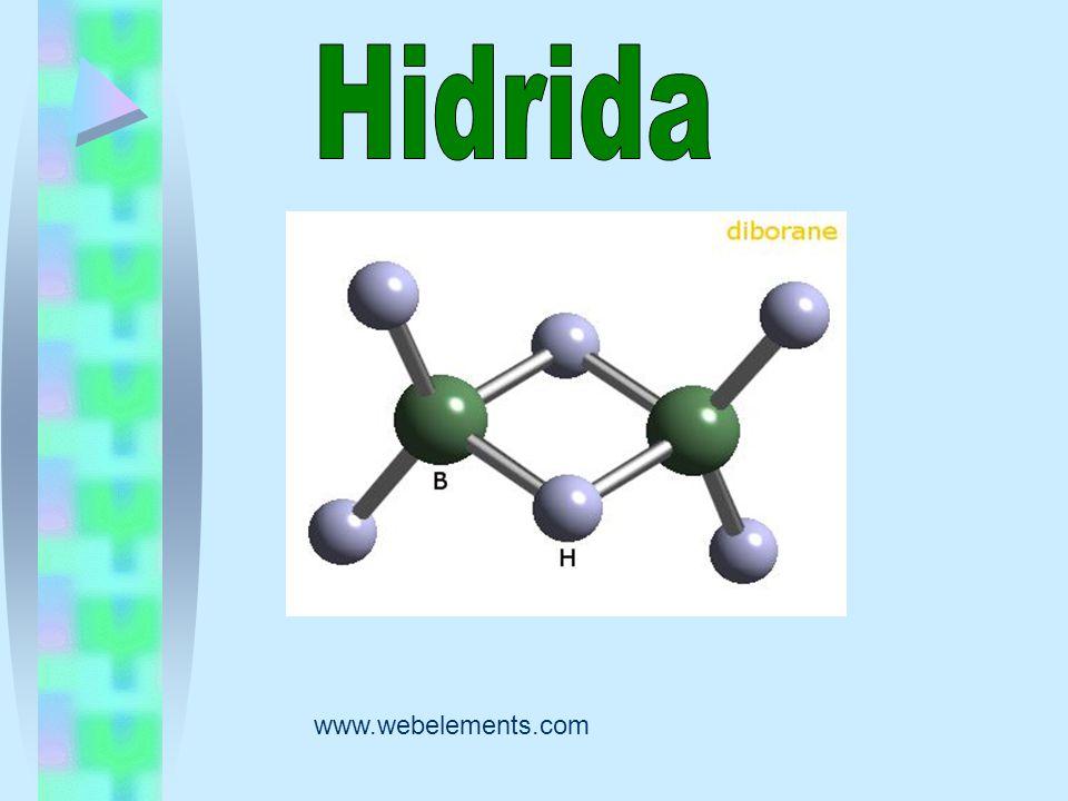 Hidrida www.webelements.com