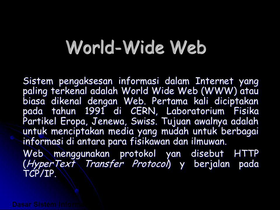 World-Wide Web