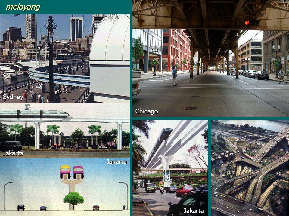 melayang Sydney Chicago Jakarta Jakarta Jakarta