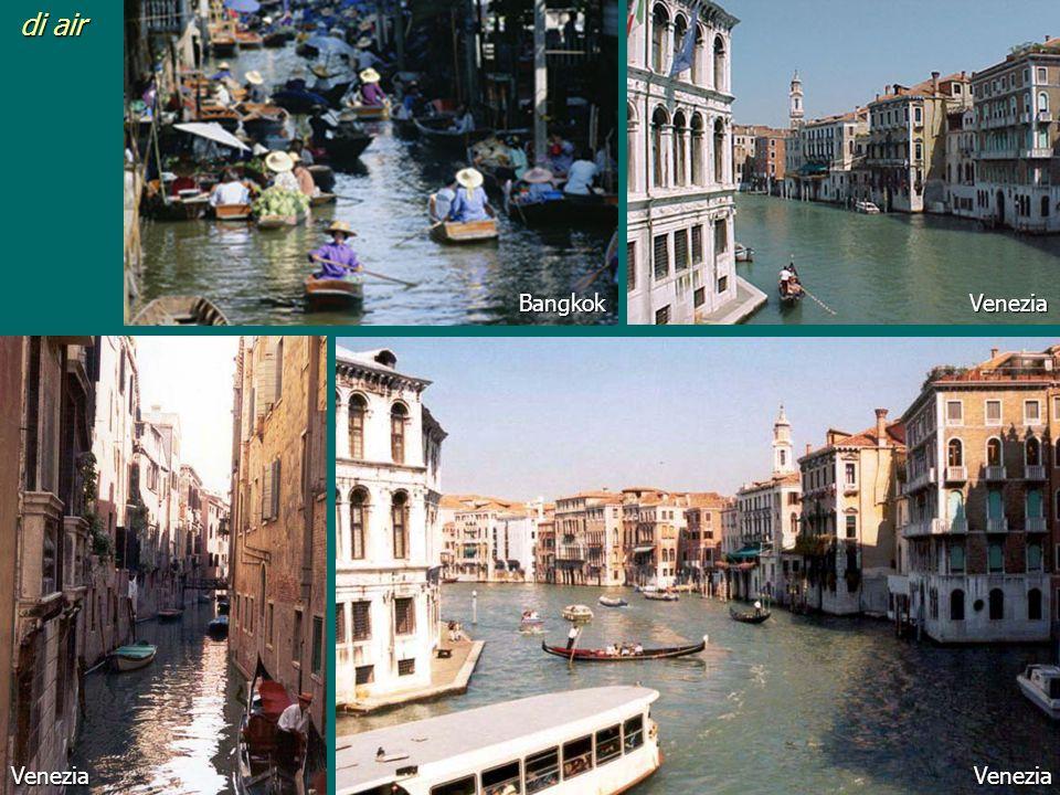 di air Bangkok Venezia Venezia Venezia