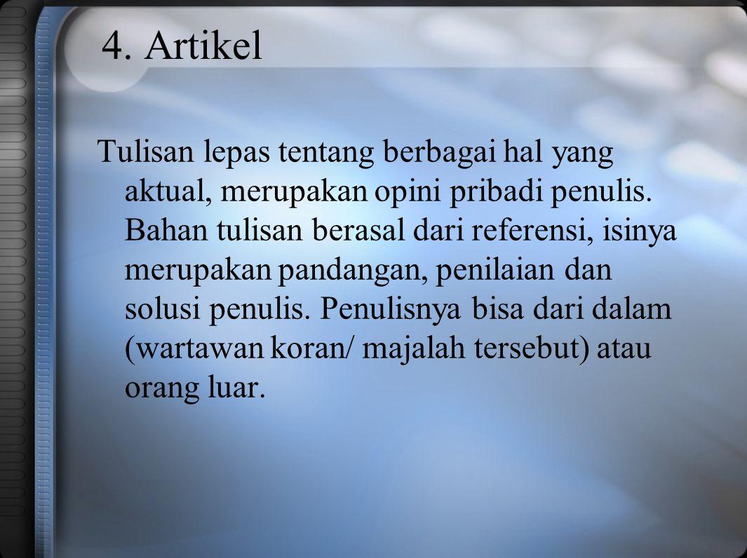 4. Artikel