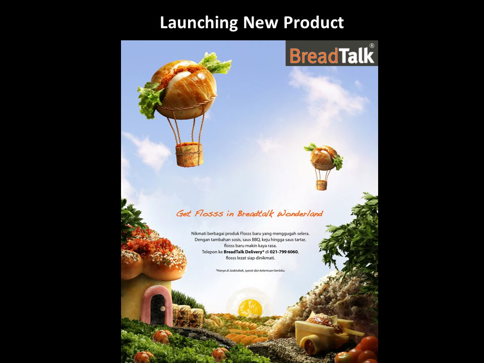 Launching New Product