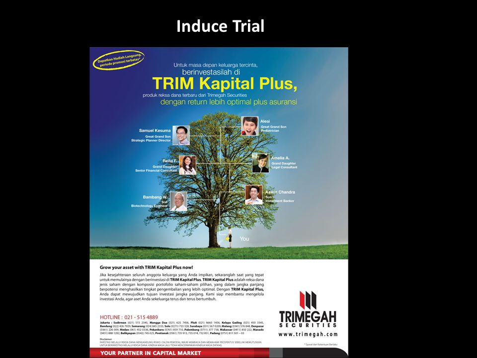Induce Trial