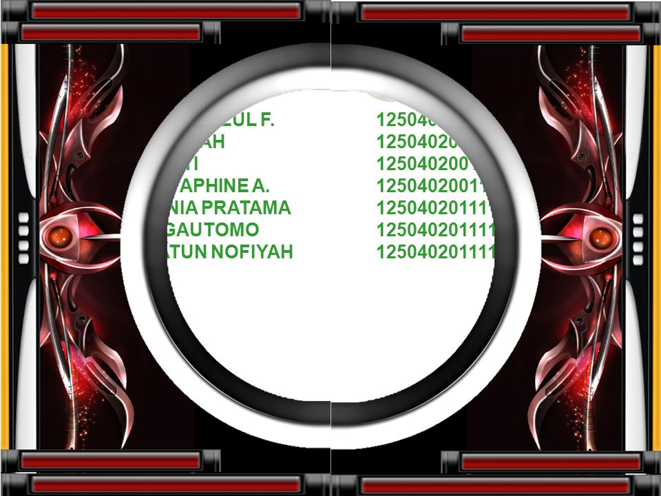 KELOMPOK 3 : KURNIA NAILUL F. 125040200111147