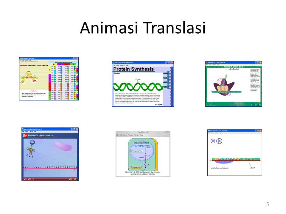 Animasi Translasi