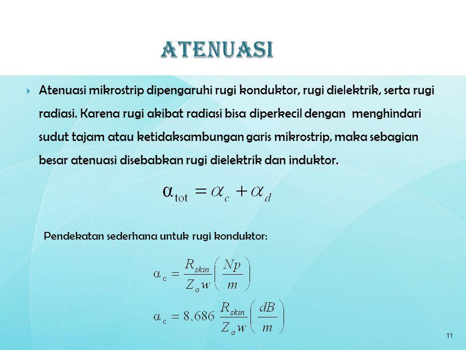 Atenuasi