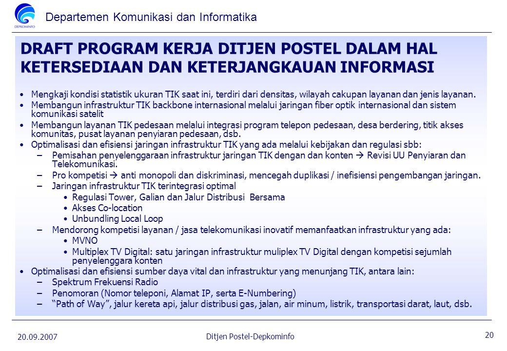 Ditjen Postel-Depkominfo