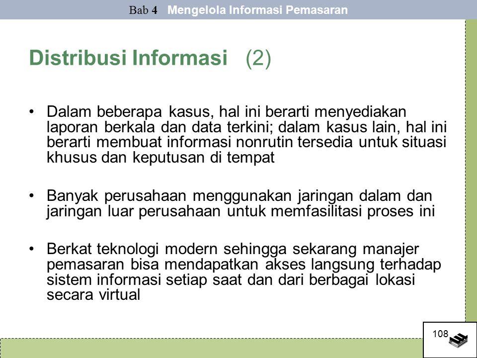 Distribusi Informasi (2)
