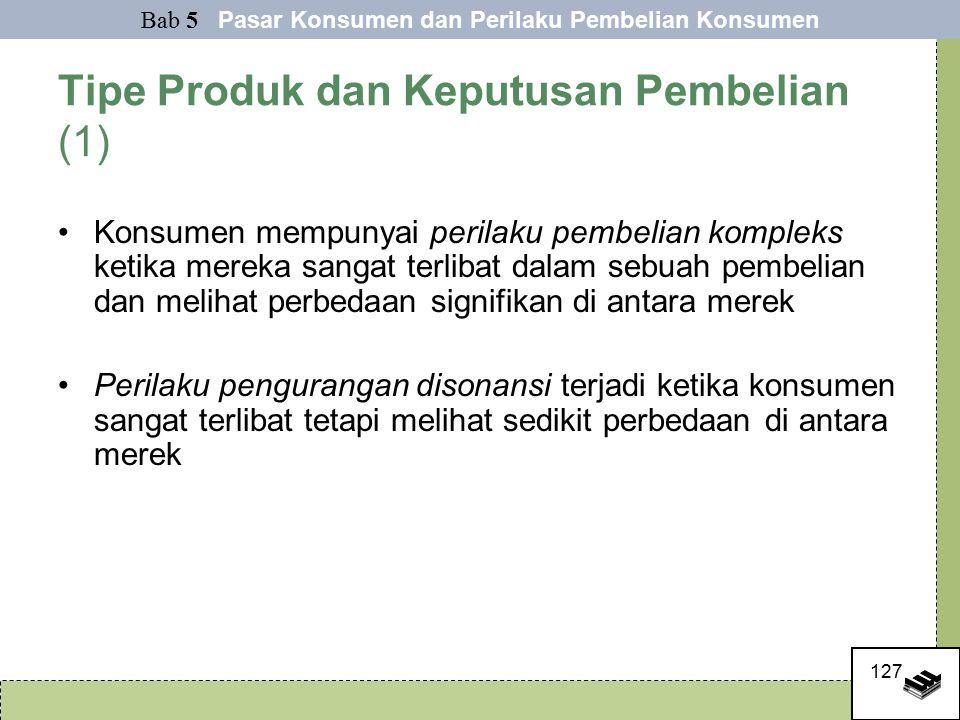 Tipe Produk dan Keputusan Pembelian (1)