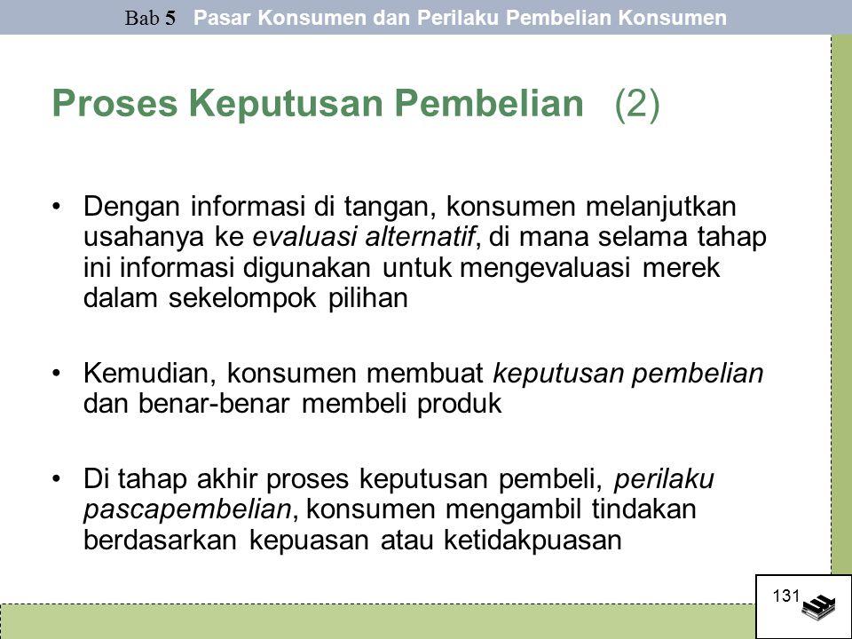 Proses Keputusan Pembelian (2)