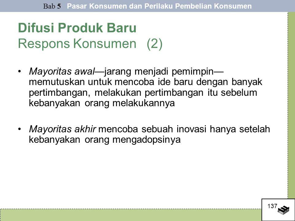 Difusi Produk Baru Respons Konsumen (2)