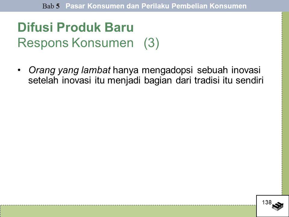 Difusi Produk Baru Respons Konsumen (3)