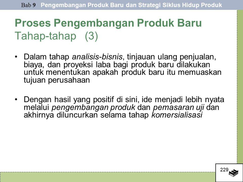Proses Pengembangan Produk Baru Tahap-tahap (3)