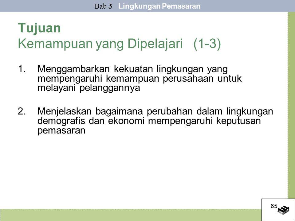 Tujuan Kemampuan yang Dipelajari (1-3)
