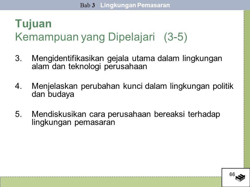 Tujuan Kemampuan yang Dipelajari (3-5)
