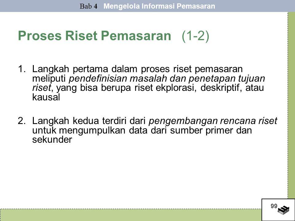 Proses Riset Pemasaran (1-2)