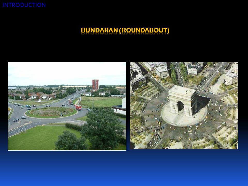 BUNDARAN (ROUNDABOUT)