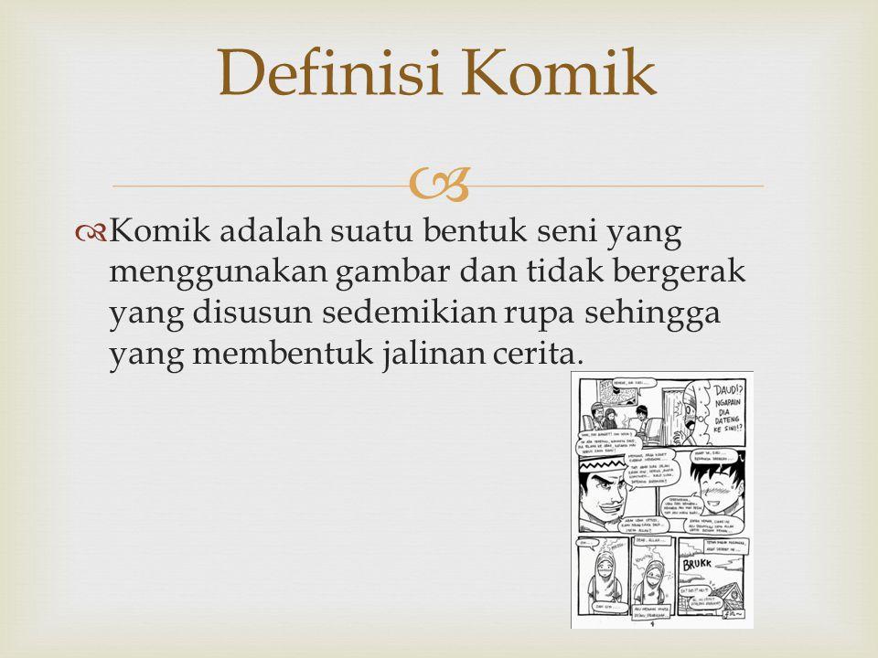 Definisi Komik