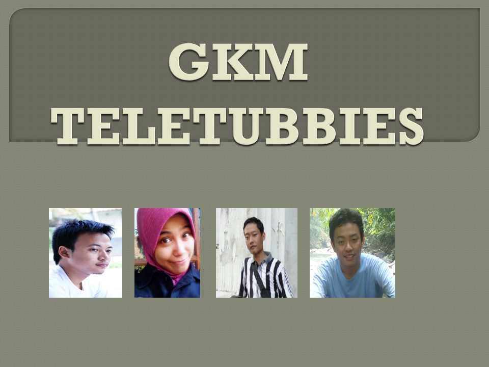 GKM TELETUBBIES