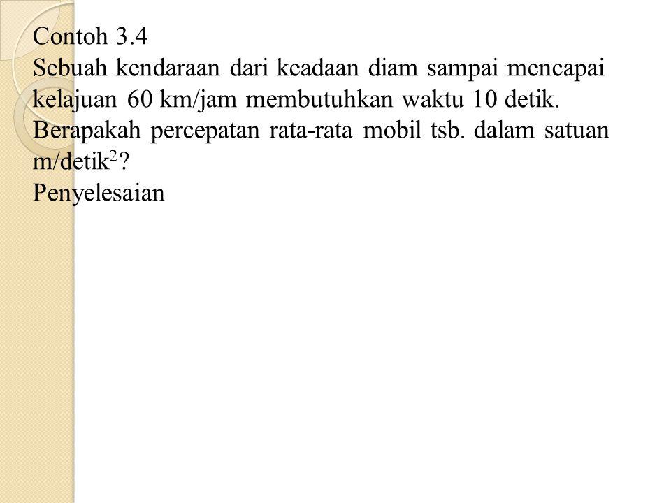 Contoh 3.4