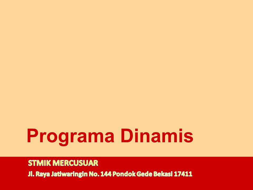 STMIK MERCUSUAR Jl. Raya Jatiwaringin No. 144 Pondok Gede Bekasi 17411