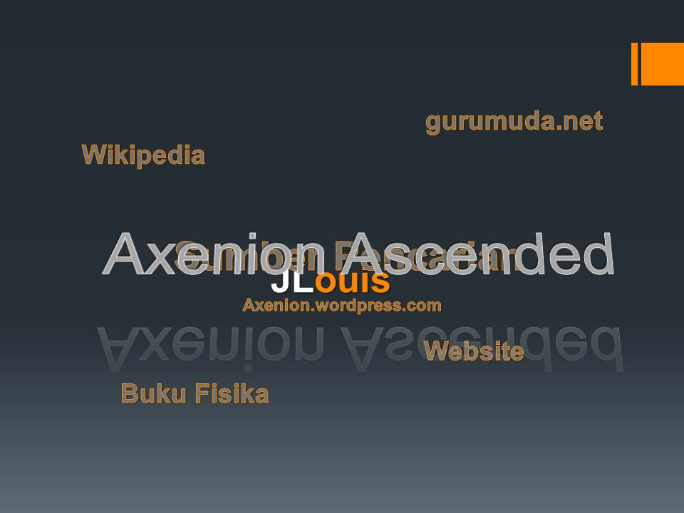 Axenion Ascended Sumber Pencarian JLouis gurumuda.net Wikipedia