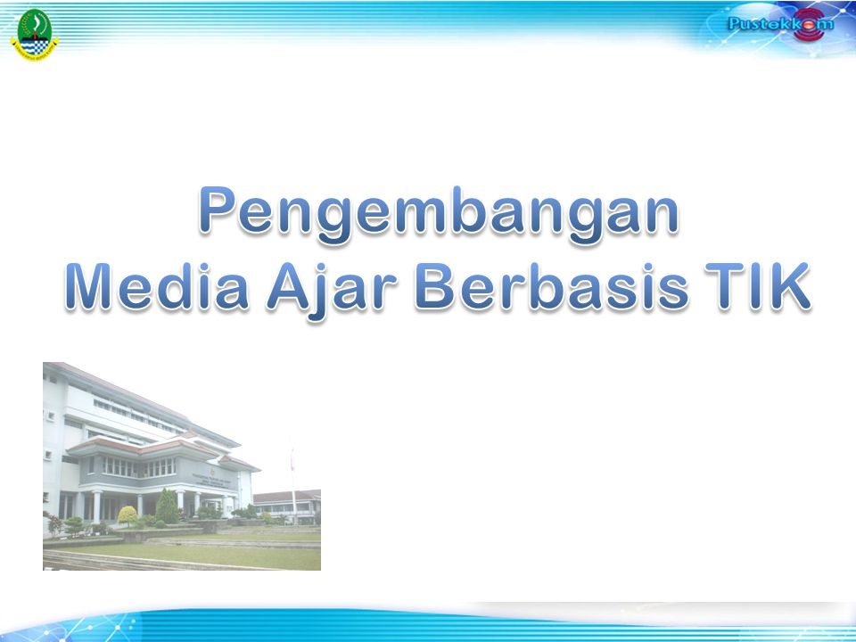 Media Ajar Berbasis TIK