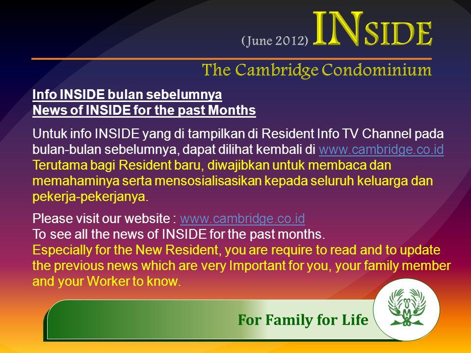 The Cambridge Condominium
