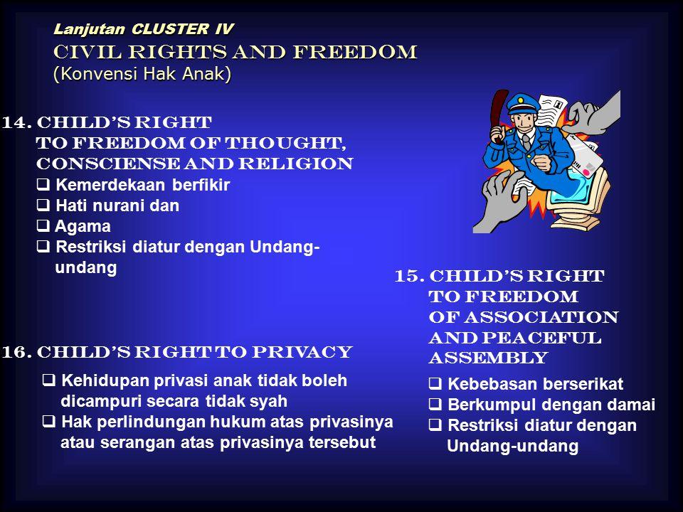 Consciense and Religion